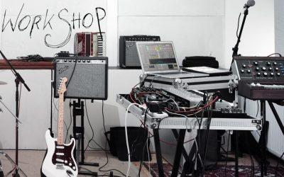 Workshop en el Palacio de Las Sirenas
