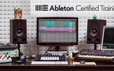 Somos centro oficial Ableton Live