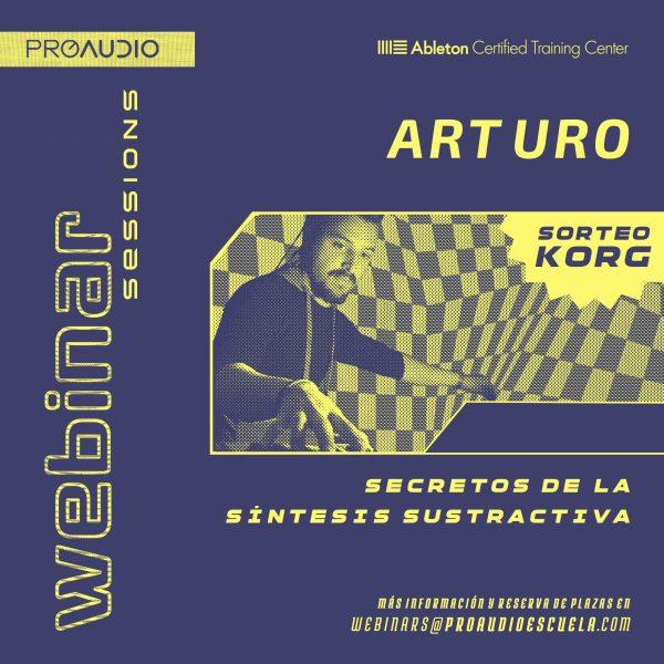Webinar Arturo Sintesis Sustractiva
