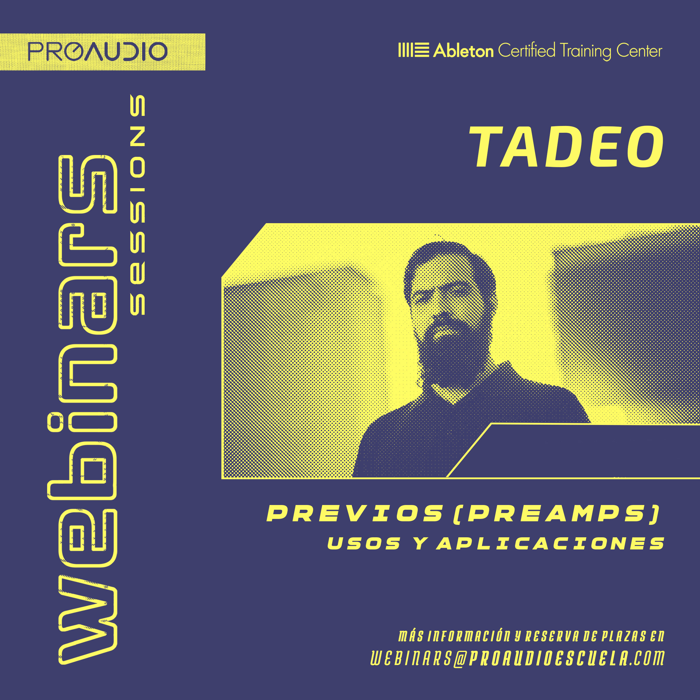 Webinar Tadeo