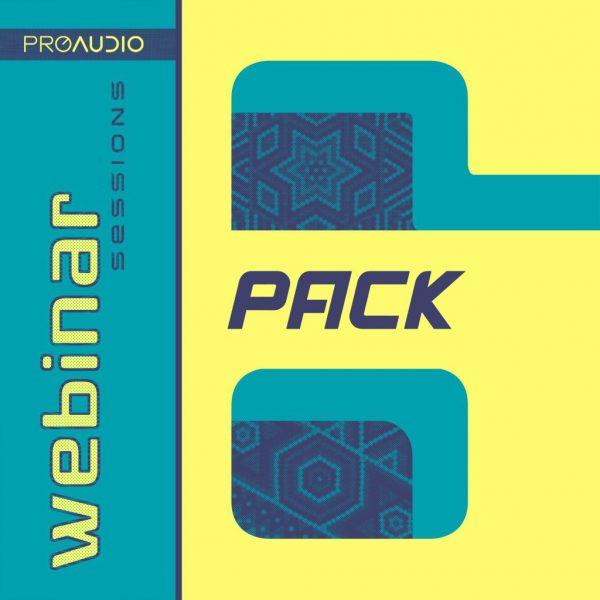 Webinar Pack 6