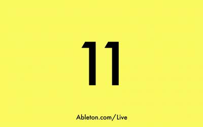 Novedades Ableton Live 11