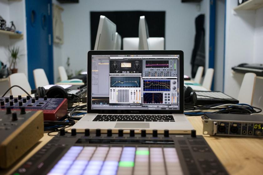 Curso produccion musical y mezcla digital